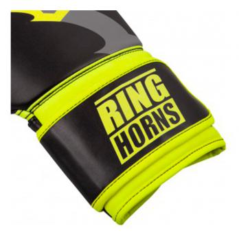 Boxhandschuhe Ringhorns Charger Schwarz Neo Yellow By Venum
