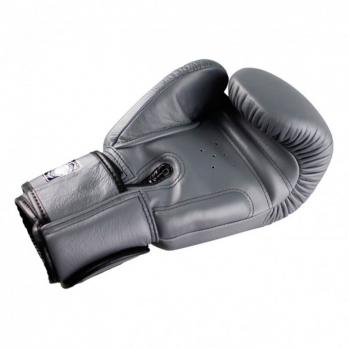 Boxhandschuhe Twins BGVL 3 grey