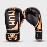 Venum Challenger 2.0 Boxhandschuhe schwarz / gold