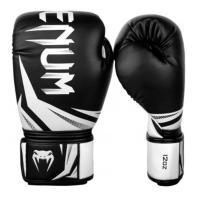 Boxhandschuhe  Venum Challenger 3.0 Schwarz Weiß
