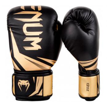 Boxhandschuhe  Venum Challenger 3.0 Schwarz Gold
