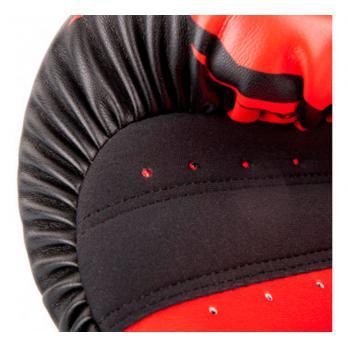 Boxhandschuhe  Venum Challenger 3.0 Schwarz Rot