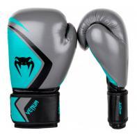 Boxhandschuhe Venum Contender 2.0 Grey/Turquoise-Black