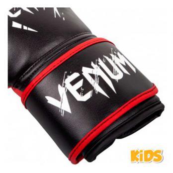 Boxhandschuhe Venum Contender kind schwarz / rot
