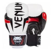 Boxhandschuhe  Venum Elite weiß