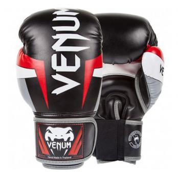 Boxhandschuhe Venum Elite schwarz