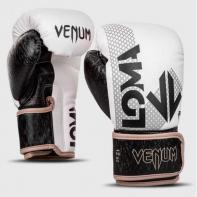 Boxhandschuhe Venum Loma Arrow Edition Black/White