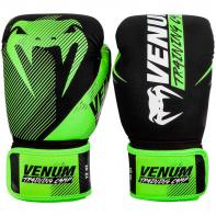 Boxhandschuhe Venum Training Camp 2.0 Black/Neo Yellow