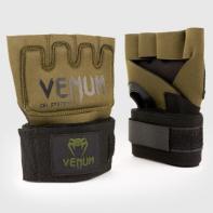 Glove wrap Venum Gel Kontact khaki / black