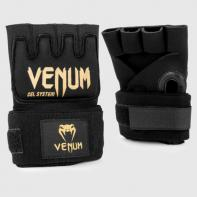 Glove wrap Venum Gel Kontact black / gold