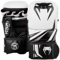 MMA Handschuhe Venum Challenger 3.0 Sparring Weiß / schwarz