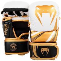 MMA Handschuhe Venum Challenger 3.0 Sparring Weiß / Gold