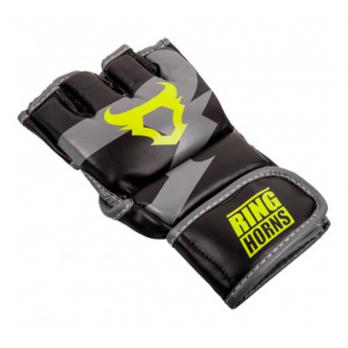 MMA Handschuhe Ringhorns Charger Black Neo Yellow By Venum