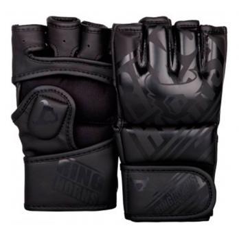 MMA Handschuhe Ringhorns Nitro Black Matte By Venum