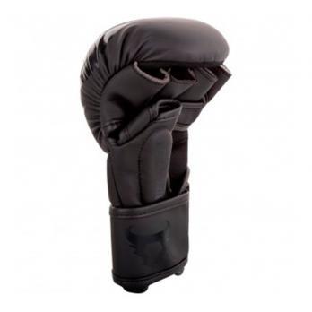 MMA Handschuhe Ringhorns Sparring Charger schwarz Matte By Venum