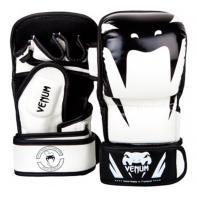 MMA Handschuhe Venum Impact Sparring Weiß / Schwarz