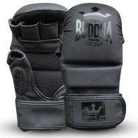 MMA Handschuhe Buddha Competition Amateur leather black