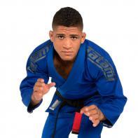 Gi Jiu Jitsu Tatami  SRS Lightweight 2.0 blau