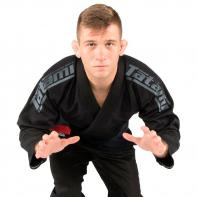 Gi Jiu Jitsu Tatami  SRS Lightweight 2.0 schwarz