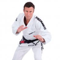 Gi Jiu Jitsu Tatami Essential weiß
