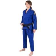 BJJ Gi Tatami Nova Absolute Ladies Blau + Weiß Gürtel