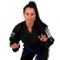 BJJ Gi Tatami Signature Ladies Schwarz
