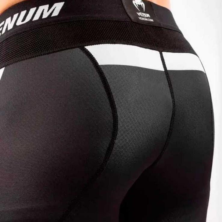 Venum Nogi 3.0 Kurze Strumpfhose Schwarz / Weiß