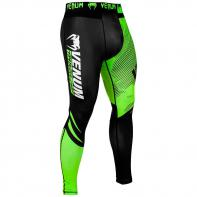 Venum Spats  Training Camp 2.0 Schwarz Neo Yellow