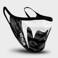 Mask Venum black / dark camo
