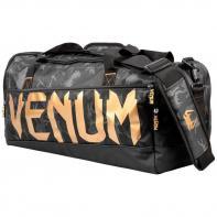Sporttasche Venum Sparring schwarz / gold