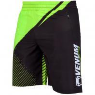 Fitness Venum Shorts Training Camp 2.0 black neo yellow