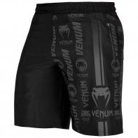 Fitness Venum Shorts Logos black / black