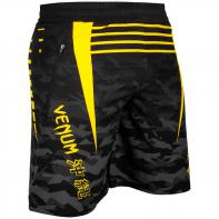 Fitness Venum Shorts Okinawa 2.0 black / gelb