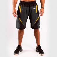 Fitness Venum Shorts ONE FC Impact grey / yellow