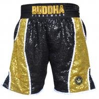 Shorts Boxing Buddha Fanatik black