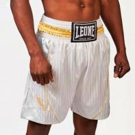 Shorts boxing Leone Premium Weiß