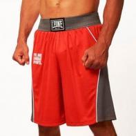 Shorts boxing Leone Corner red