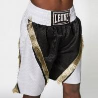 Shorts boxing Leone Legend white / black