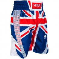 Shorts Boxing Venum Elite UK Blue / Red-White