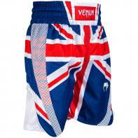 Shorts Boxing Venum Elite UK Blue / Red-White