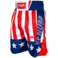 Shorts Boxing Venum Elite USA red-white/blue