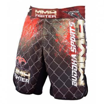MMA Shorts Buddha Cage