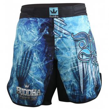 MMA Shorts Buddha Ice