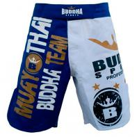MMA Shorts Buddha Royal