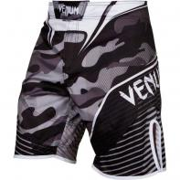 MMA Venum Shorts Camo Hero Weiß / Schwarz