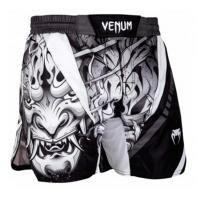 MMA Venum Shorts Devil Weiß / Schwarz