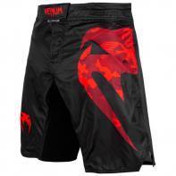 MMA Venum Shorts Light 3.0 schwarz/rot