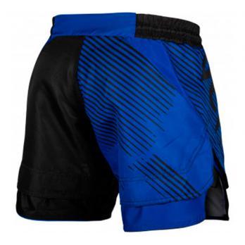 MMA Venum Shorts NOGI 2.0  schwarz/Blau