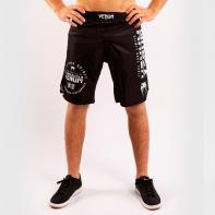 MMA Venum Shorts Signature black / white