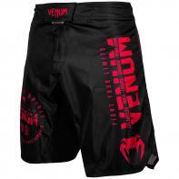 MMA Venum Shorts Signature schwarz/Rot